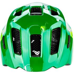 Cube Fink Helmet Kinder green